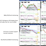 Raw Sugar (Wkly/Dly/4hr/Hrly) Charts