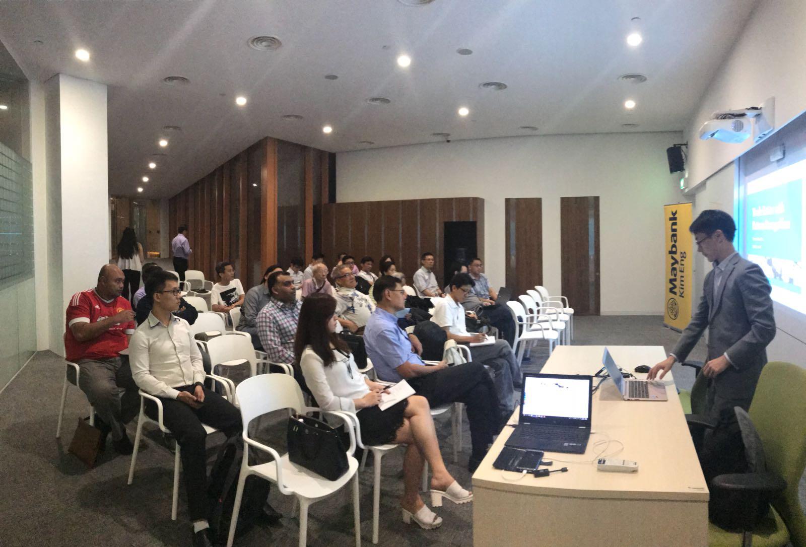 Maybank-Hosted Seminar